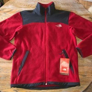 NORTH FACE harper fleece jacket/NWT/MM